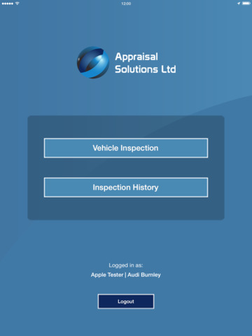 Appraisal Solutions Vehicle Inspector