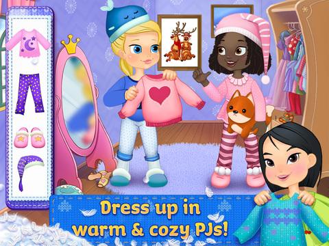 iPad Image of Frosty PJ Party - Winter Dreams