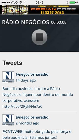 Rádio Negócios