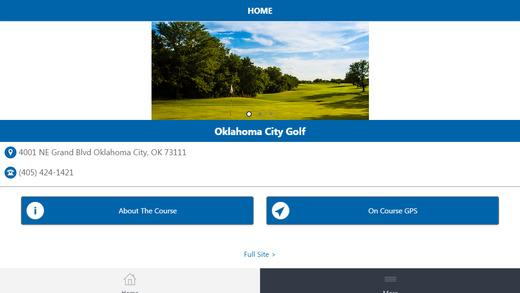 Oklahoma City Golf Courses