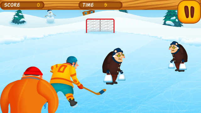 Hockey Revenge Deluxe