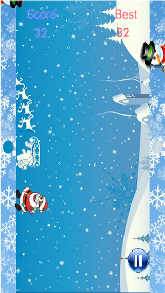 North Pole Secret Santa Jump - Smash snowball and rush back for Christmas Eve