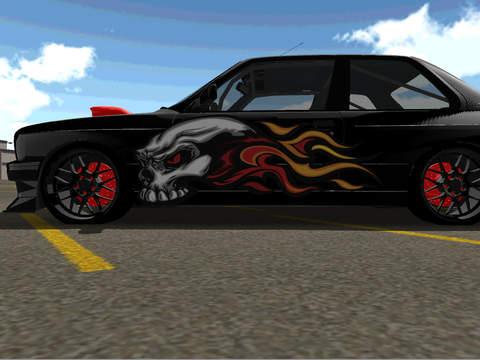 Игра E30 Modifiye & Drift 3D