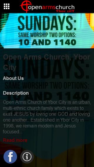 Open Arms Church