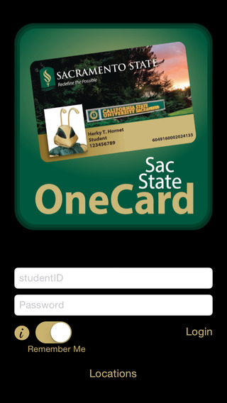 SacState OneCard Mobile
