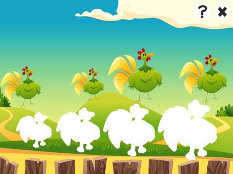 Активность! Обучение Игра Для Детей С Животными Фермы, Чтобы Играть И Учиться