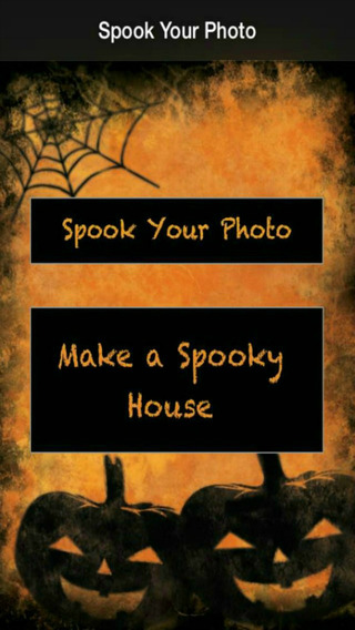 Spook Your Photo