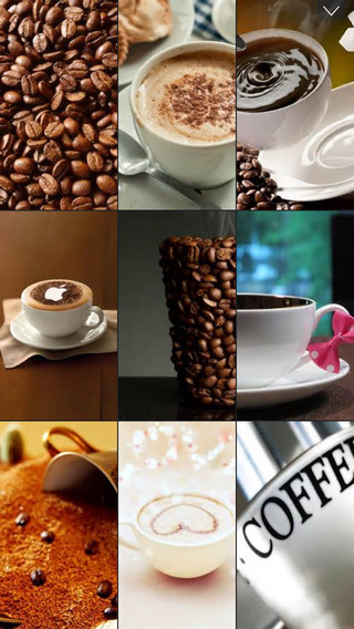 Amazing Coffee Wallpapers HD - Beautiful Food Art on Cappuccino Images for Free
