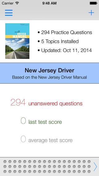 New Jersey DMV Test Prep