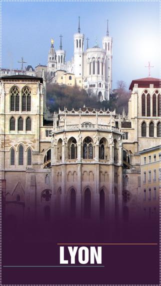 Lyon Offline Travel Guide