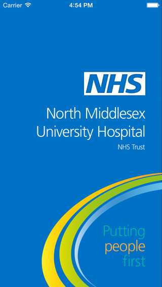 My North Mid - app for patients and visitors of North Middlesex University Hospital