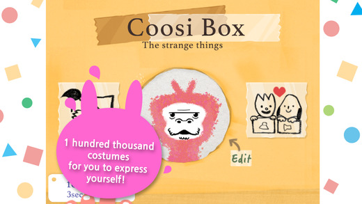 Coosi Box : Creative Drawing and Share Imagination