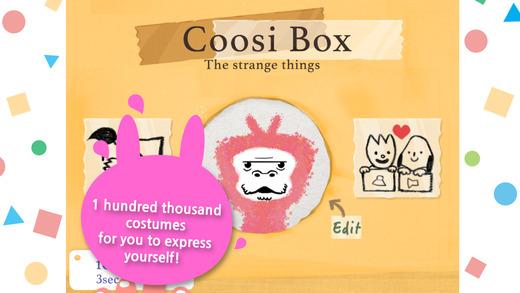 Coosi Box : Creative Drawing and Share Imagination