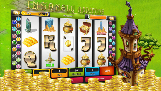 A Tiny London Tower Casino Game: Build Buildings of Fortune in the Old City