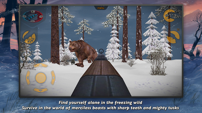 Screenshot #8 for Carnivores: Ice Age Pro
