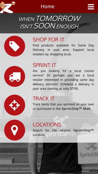 SprintShip