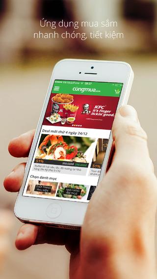 Cung Mua – Leading shopping App