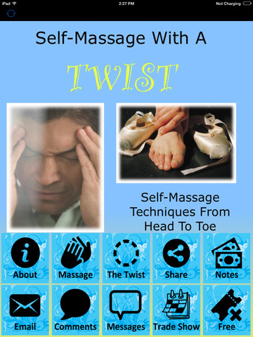 Massage with a Twist HD