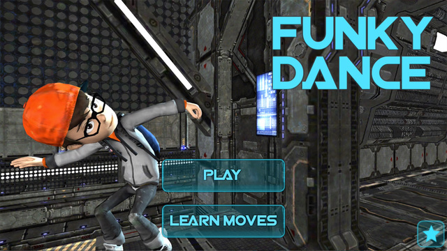 Funky Dance - Street Dance Game with Motion Tracking