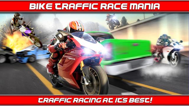 Bike Traffic Race Mania a Real Endless Road Racing Run Game