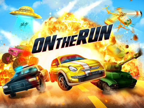 On The Run™ Screenshot