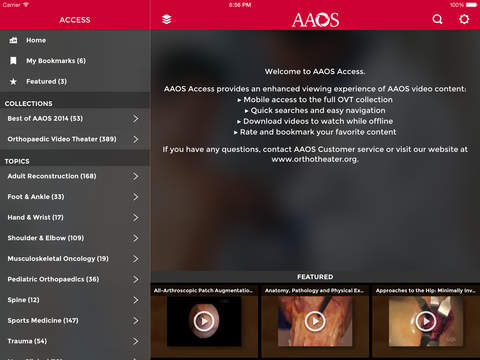 AAOS Access|玩醫療App免費|玩APPs