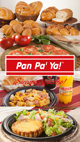 Domicilios Pan Pa' Ya
