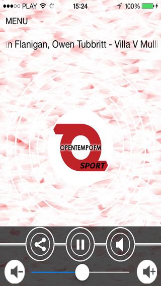 OpenTempo Sports