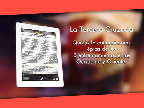 La Tercera Cruzada iPad Screenshot 2
