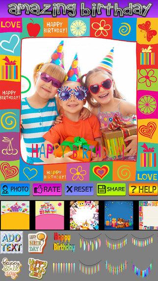 Photo Frames for Birthday