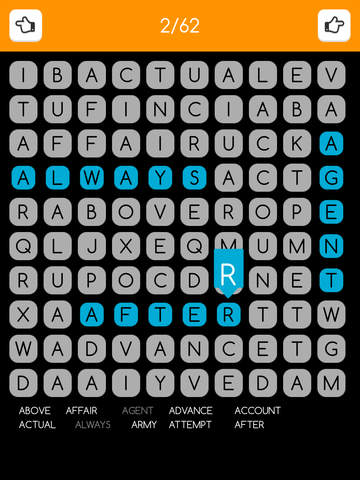 Find 3000 most frequent English Words screenshot 5