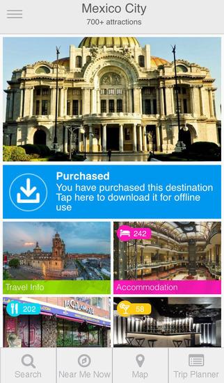My Destination Mexico City Guide