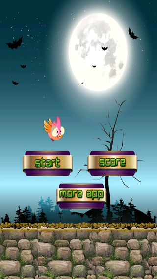 Flybird In Dark Pro