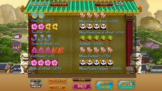 Screenshot 4 Игры бесплатно Лас-Вегас Слот казино — Panda Слот 2