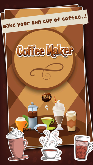 Coffee Maker - coffee games