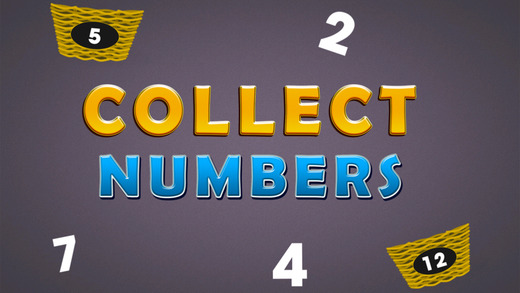 Collect Numbers