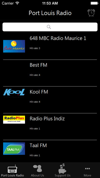 Port Louis Radio