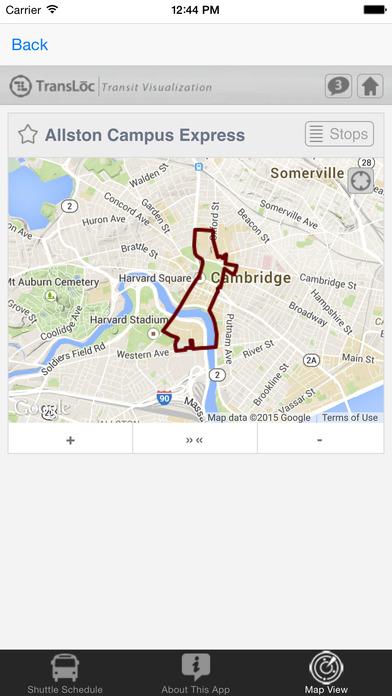 Shuttle Time 2 iPhone Screenshot 4