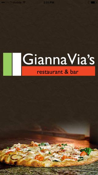 Gianna Via's Restaurant Bar