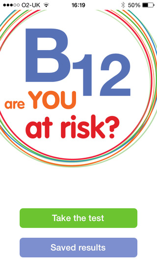 B12 Deficiency - Are you at risk