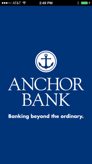 Anchor Bank Mobile Application