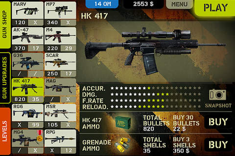 Screenshot 2 Overkill