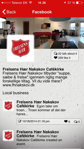 Frelsens Hær Nakskov