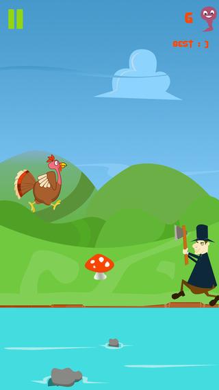 Hoppin Turkey