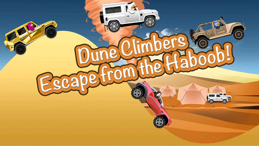 Dune Climbers - Escape From The Haboob