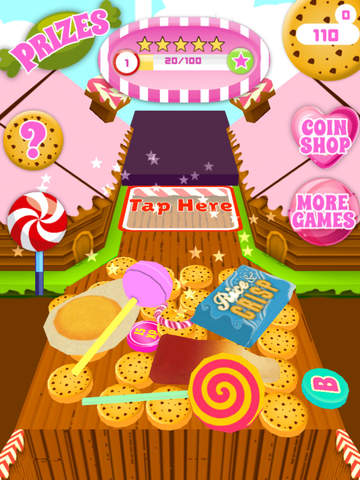 Arcade Candy Coin Dropper Machine 3D Pro for iPad