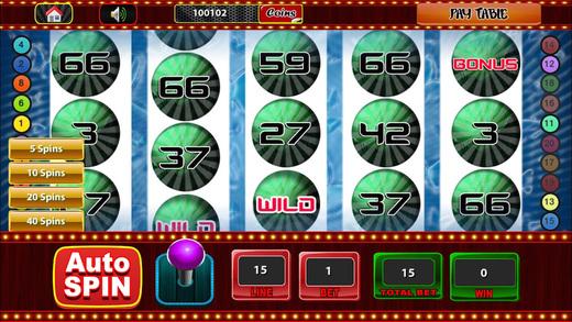 Random Number Slotmania - The Number Games
