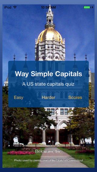Way Simple Capitals