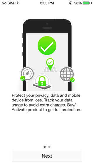 Trend Micro Mobile Security – Privacy Lost Device Protection for your iPhone iPad and iPod Touch