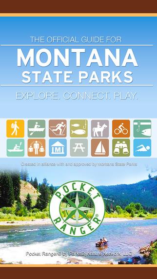 Montana State Parks Outdoor Guide- Pocket Ranger®